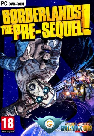 Borderlands The Pre-Sequel Patch 4 (2014/RUS/ENG/Update 1.0.4 + Crack by 3DM)
