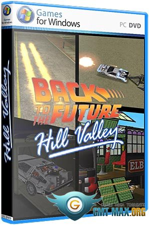 GTA / Grand Theft Auto: Vice City BTTF Hill Valley (2003-2015/RUS/ENG/RePack)