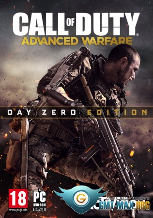 Call of Duty: Advanced Warfare Update 6 (2014/RUS/ENG/Update 6 + Crack by 3DM)