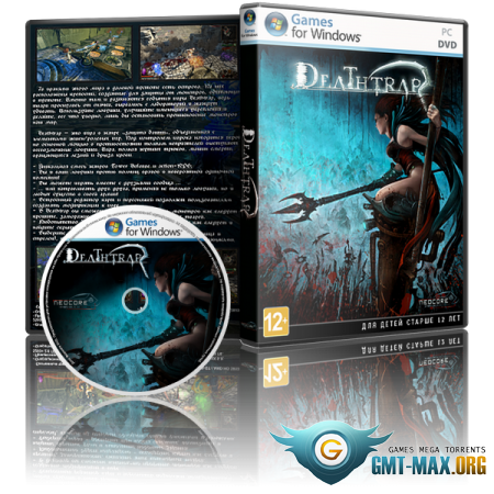 Deathtrap v.1.0.5 (2015/RUS/ENG/RePack �� R.G. ��������)
