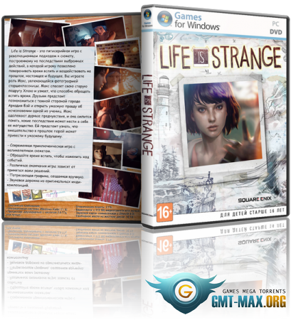 Life Is Strange Episode 1-4 (2015/RUS/ENG/RePack by SeregA-Lus)