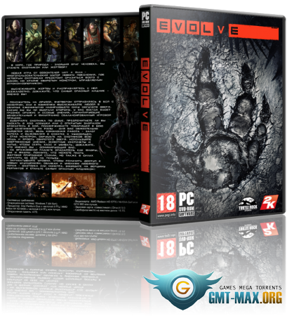 Evolve Digital Deluxe Edition (2015/RUS/ENG/RePack)