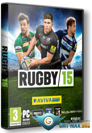 Rugby 15 (2015/RUS/ENG/RePack)