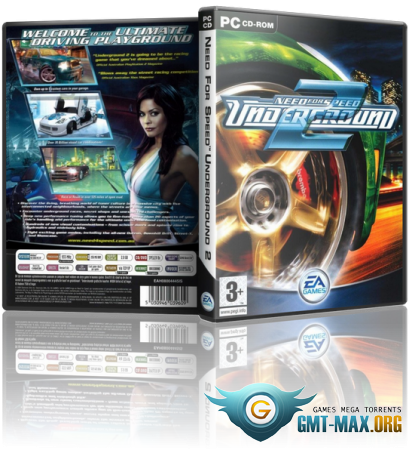 Need for Speed: Underground 2 (2004/RUS/ENG/RePack)