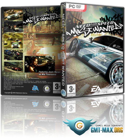 Need for Speed: Most Wanted World BMW (2012/RUS/RePack)