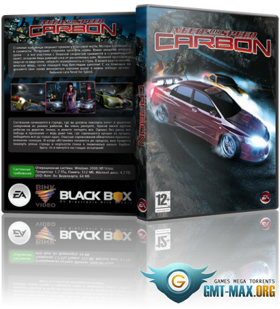 Need for Speed: Carbon Collector's Edition (2006/RUS/ENG/RePack)