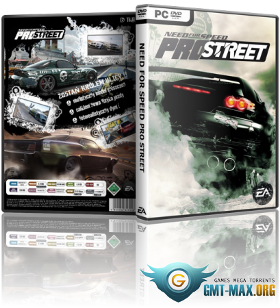 Need for Speed ProStreet (2007/RUS/Лицензия)