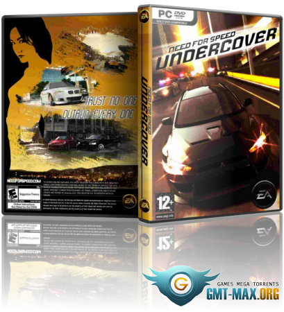Need For Speed: Undercover (2008/RUS/RePack)