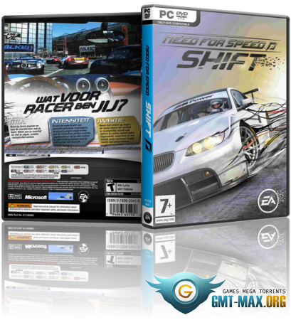 Need for Speed: Shift (2010/RUS/ENG/Лицензия)