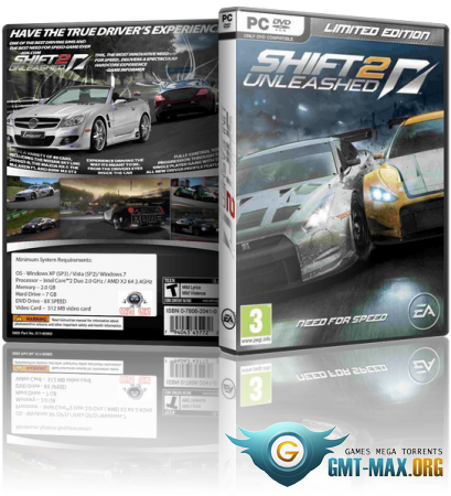 Need for Speed: Shift 2 Unleashed (2011/RUS/ENG/Лицензия)