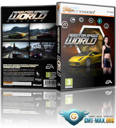Need for Speed: World (2010/RUS/ENG/RePack)