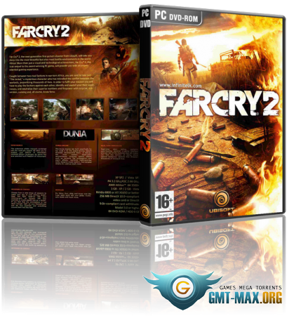 Far Cry 2 v.1.03 (2008/RUS/ENG/RePack)