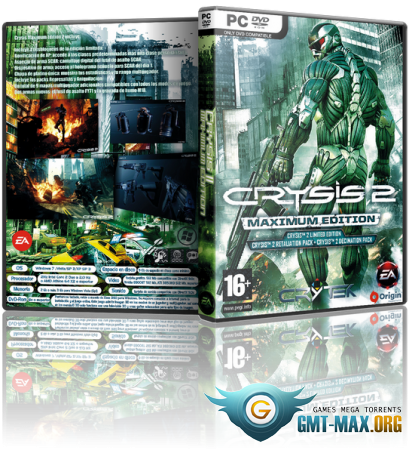 Crysis 2 Maximum Edition (2011/RUS/RePack от Fenixx)