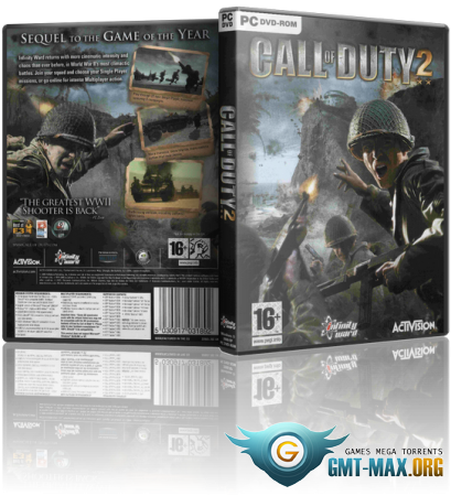 Call of Duty 2 (2005/RUS/��������)
