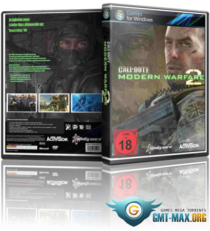 Call of Duty: Modern Warfare 2 (2009/RUS/ENG/Лицензия)