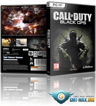 Call of Duty: Black Ops (2010/RUS/Лицензия)