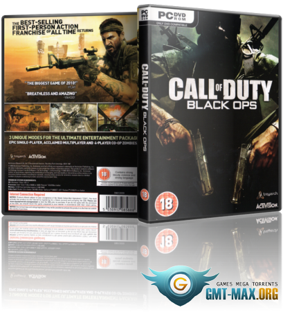 Call of Duty: Black Ops (2010/RUS/ENG/Rip)