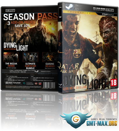 Dying Light Enhanced Edition v.1.12.0 + DLC (2015/RUS/ENG/RePack от xatab)