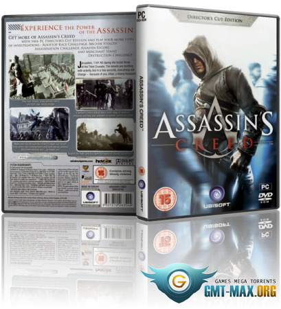 Assassin's Creed Director's Cut Edition (2008/RUS/RePack)