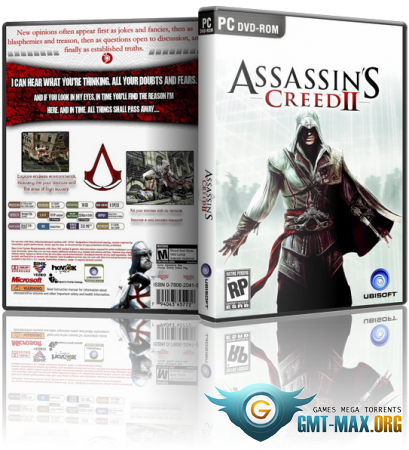 Assassin's Creed 2 (2009/RUS/RePack от cdman)