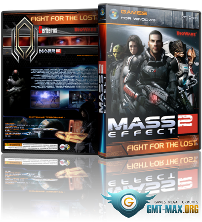 Mass Effect 2 Special Edition (2010-2011/RUS/ENG/RePack от R.G. Catalyst)
