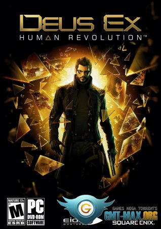 Deus Ex: Human Revolution (2011/RUS/Crack by SKIDROW + Update 2)