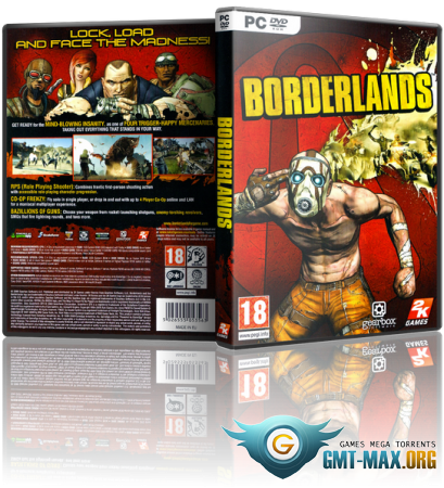 Borderlands: Game of the Year Edition (2010/RUS/ENG/Лицензия)