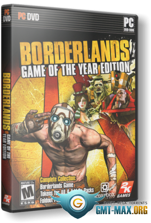 Borderlands Collection Enhanced Remastered (2019/RUS/ENG/Лицензия)