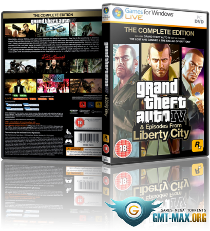 GTA 4 / Grand Theft Auto IV - Complete Edition (2008-2010/RUS/ENG/��������)