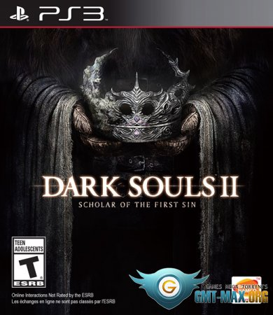 Dark Souls II: Scholar of the First Sin (2015/RUS/ENG/3.55)