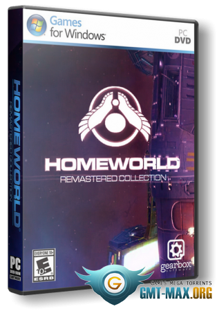 Homeworld: Remastered Collection (2015/RUS/ENG/Лицензия)