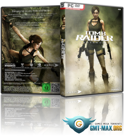 Tomb Raider: Underworld (2008/RUS/RePack)