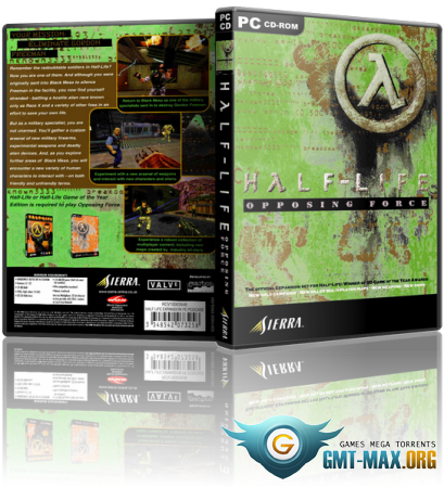 Half-Life: Opposing Force (1999/RUS/ENG/Лицензия)