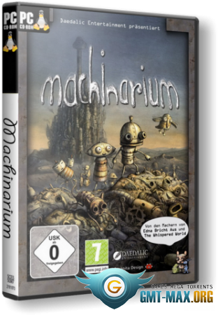 Машинариум / Machinarium (2009/RUS/Пиратка)