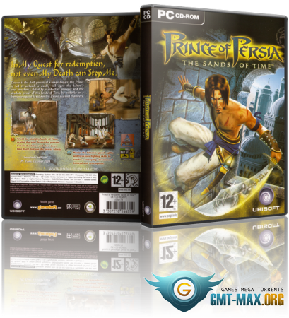 Prince of Persia: The Sands of Time (2003/RUS/RePack)