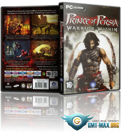 Prince of Persia: Warrior Within (2004/RUS/RePack)