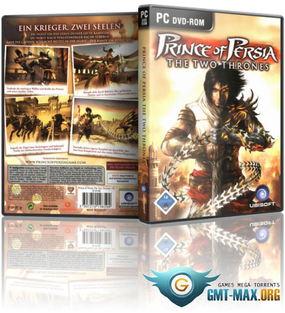 Prince of Persia: The Two Thrones (2005/RUS/RePack от Fenixx)