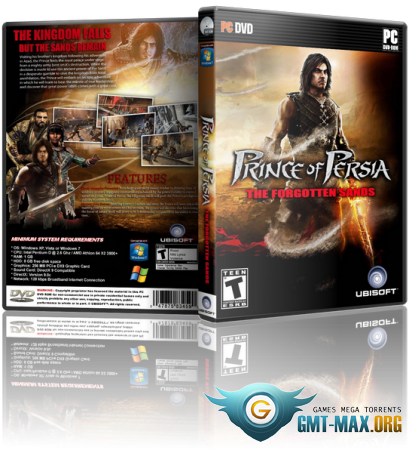 Prince of Persia: The Forgotten Sands (2010/RUS/RePack)