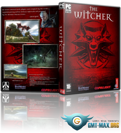 Ведьмак / The Witcher: Gold Edition (2007/RUS/RePack от R.G. Catalyst)