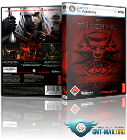 The Witcher Gold Edition v.1.5.0.1304 + 8 DLC (2011/RUS/RePack от Fenixx)
