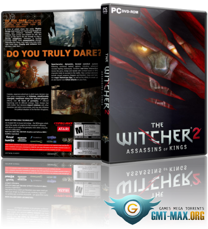 The Witcher 2: Assassins of Kings v.3.4 (2012/RUS/ENG/RePack от R.G. Catalyst)