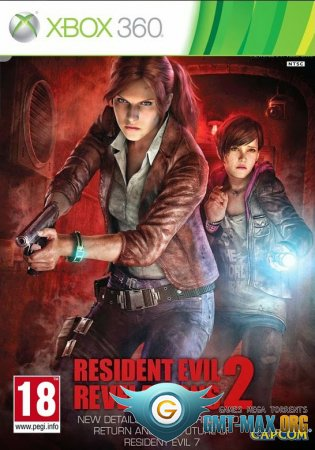 Resident Evil: Revelations 2 (2015/RUS/FreeBoot)