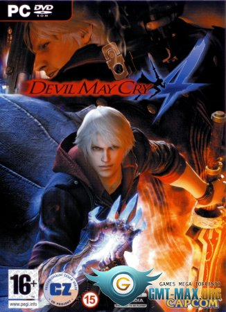 Обзор Devil May Cry 4