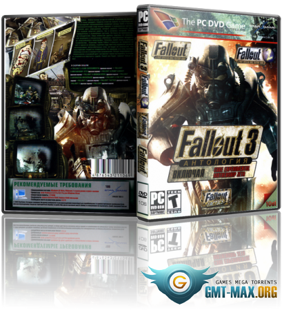 Fallout Anthology (1997-2001/RUS/ENG/Пиратка)