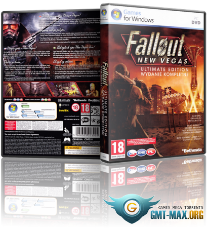 Fallout: New Vegas Ultimate Edition (2010/ENG/RUS/RePack от Fenixx)