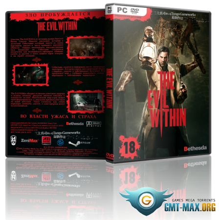 The Evil Within + DLC (2015/RUS/ENG/RePack от R.G. Механики)