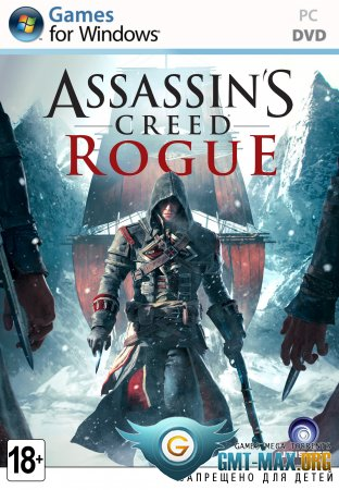 Assassin's Creed: Rogue Update (2015/RUS/ENG/Update v1.1.0 + Crack)
