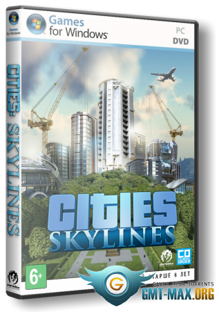 Cities: Skylines Deluxe Edition v.1.9.0-f5 + 15 DLC (2015/RUS/ENG/RePack от xatab)