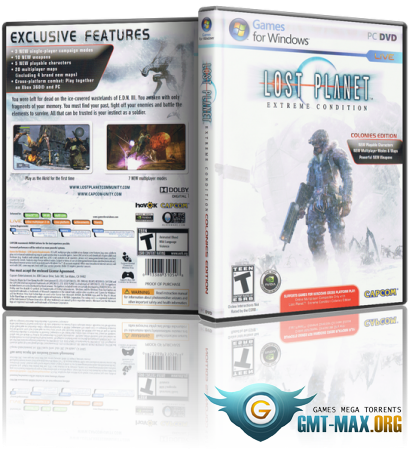 Lost Planet: Extreme Condition (2008/RUS/RePack)