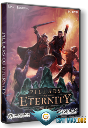 Pillars of Eternity: Royal Edition v.3.05.1186 (2015/RUS/ENG/RePack от xatab)
